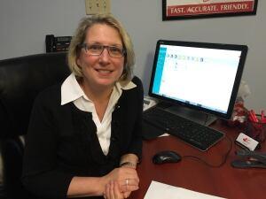 Gerri MacVicar, tax consultant