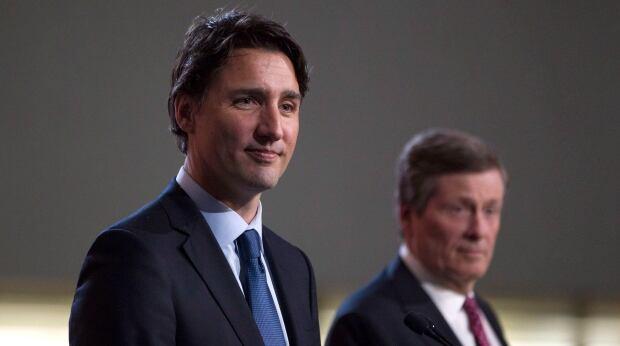 Trudeau Toronto 20160113