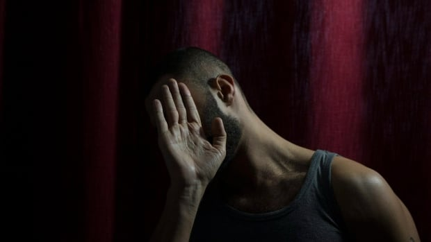 Rasheed, a refugee from Syria, is pictured at his Toronto home last week. The gay Syrian refugee is relieved to be in Canada after facing dire threats at home.