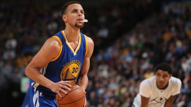 Golden State's Steph Curry was named to the 30-man roster for the U.S. Olympic basketball team and is considered a lock to make the 12-man final unit that will play in Rio in August.
