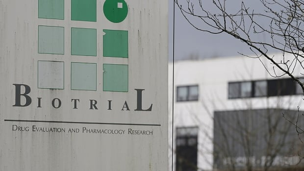 The early-stage clinical trial was carried out by the Rennes-based Biotrial company for the Portuguese pharmaceutical company Bial.