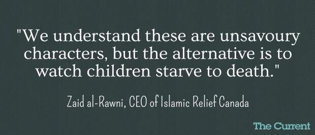 Somalia Famine Quoteboard