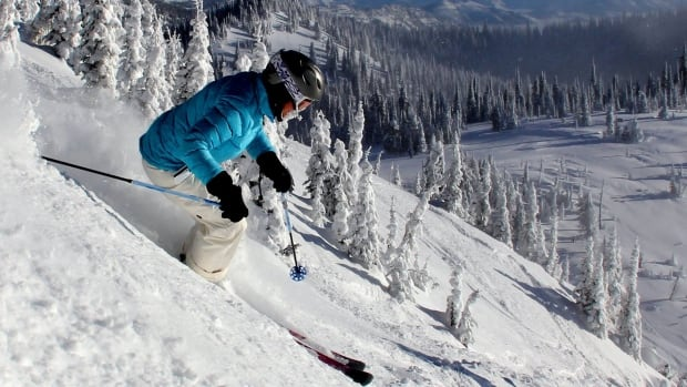 The Whitefish Mountain Resort is normally one of the draws that attracts Albertans over the border in winter.
