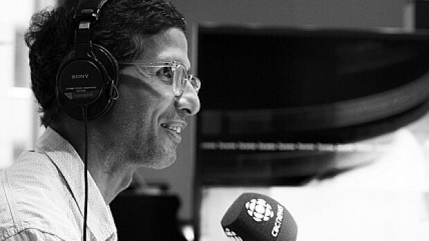 CBC host Errol Nazareth.