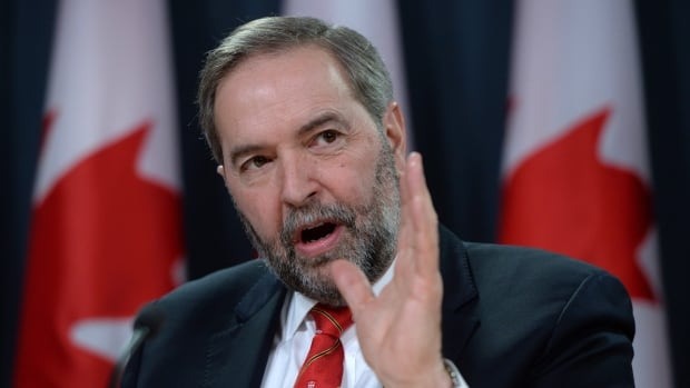 More than 1,500 rank-and-file members of the NDP are expected to congregate in Edmonton for the party's convention April 8-10, where party members will decide whether Tom Mulcair should remain at the helm of the party.