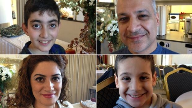 Meet some of the Syrian refugees who have made B.C. their home.
