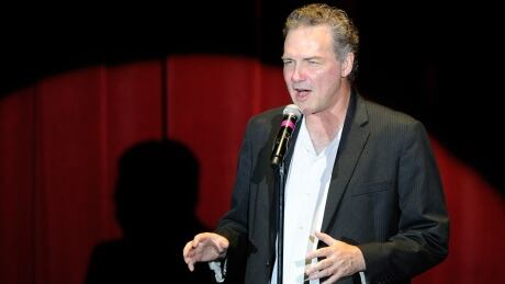 Canadian Screen Award host Norm MacDonald