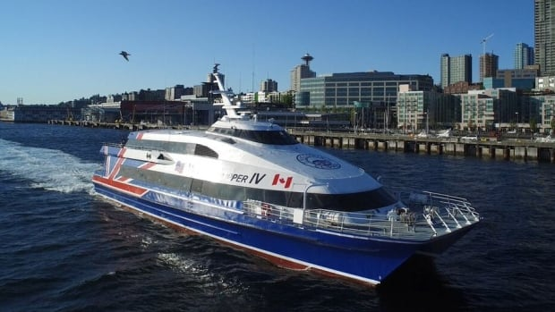 A new passenger ferry service between downtown Vancouver and downtown Victoria is about to launch.