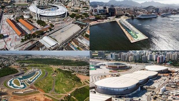 Rio venues
