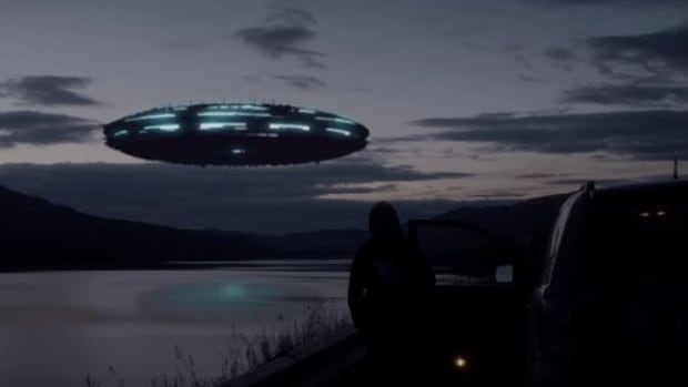 A still from 'Yukon Paranormal', episode 2. 'A little more unique than your standard marketing push,' said filmmaker Neil Macdonald.