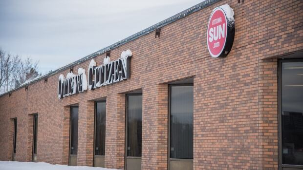 Postmedia announced Tuesday that the Ottawa Citizen and Ottawa Sun newsrooms will merge. The newspaper chain also laid off 90 employees in several cities, including 12 Ottawa Sun employees.
