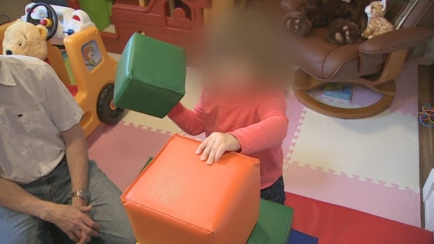 The Métis toddler, who cannot be identified, lives on Vancouver Island with foster parents who have raised her since infancy.