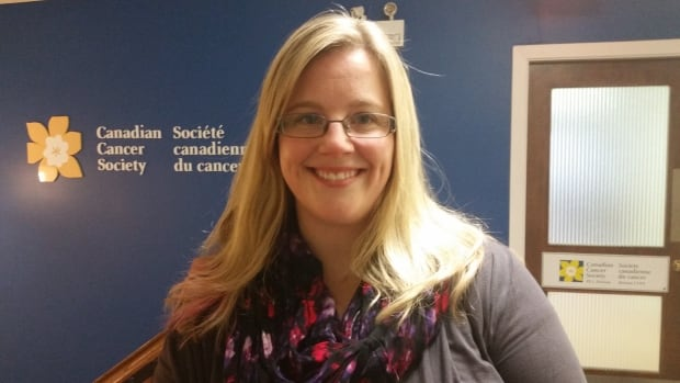 Julia Pike is the special projects officer for the Canadian Cancer Society, P.E.I. division.