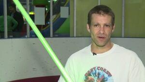 Brad Doucette east coast sabers