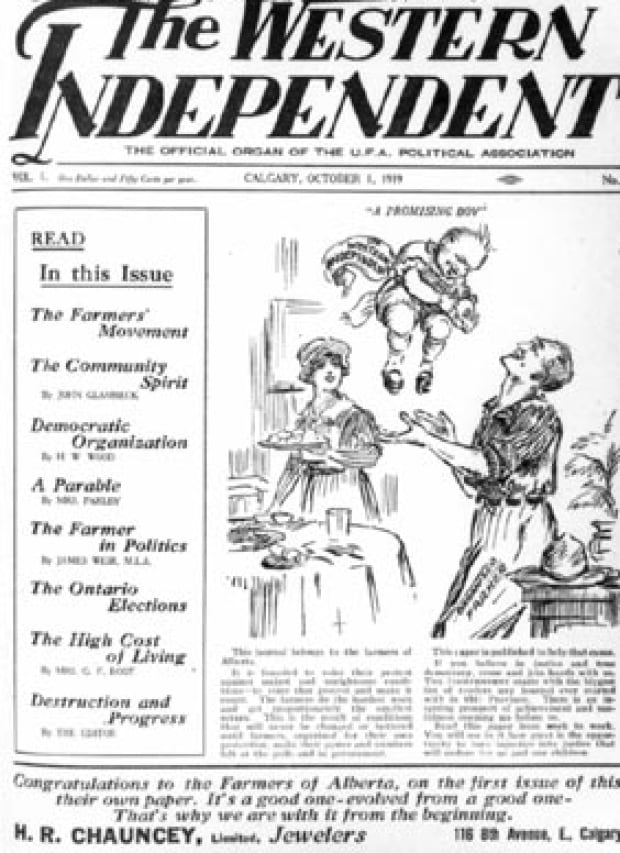 The Western Independent