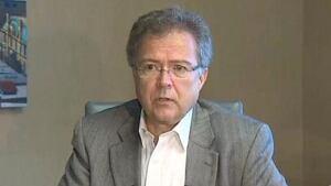 Port Saint John president and CEO Jim Quinn