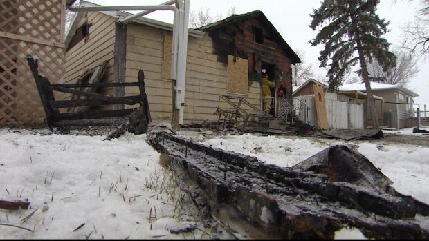 house fire mcintyre street regina dec 24 2016