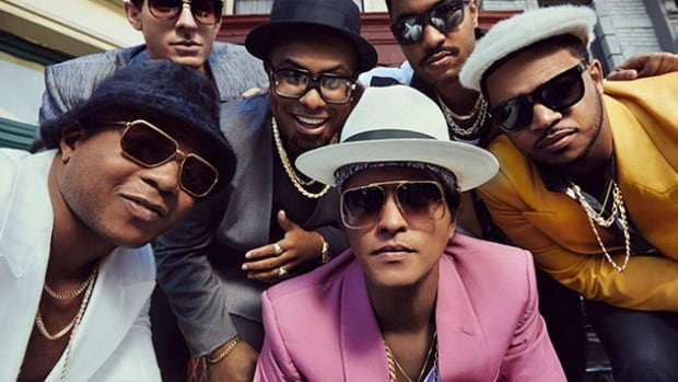 A Canadian music producer from Burlington, Ontario helped build the Bruno Mars/Mark Ronson hit Uptown Funk and could get a Grammy for his work.