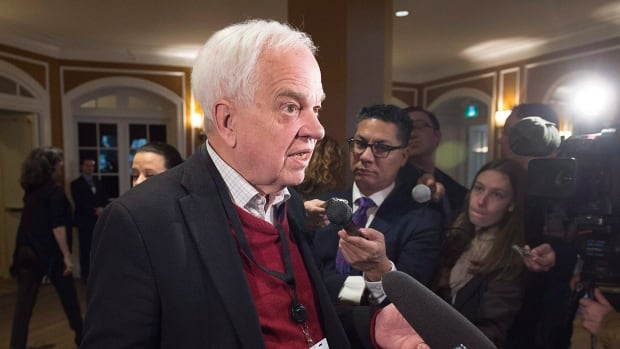 Federal Immigration Minister John McCallum.