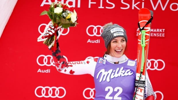 Larisa Yurkiw of Owen Sound, Ont., has let her instincts take over her skiing and it's paid off in two appearances on World Cup alpine podiums this season, the best of her career.