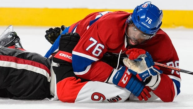 P.K. Subban and the Canadiens flopped after a hot start, while Bobby Ryan's Senators were the last Canadian team to be officially eliminated from post-season contention.