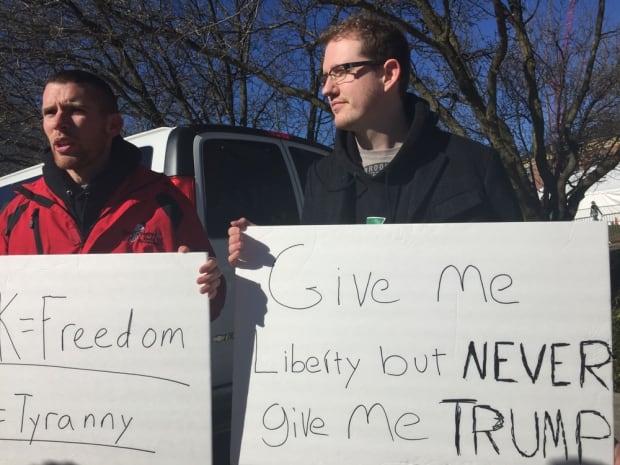 Liberty-Trump-protesters