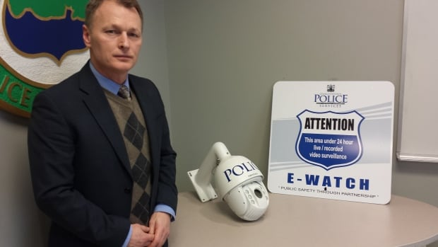Det. Sgt. Brad McConnell of Charlottetown Police Services says the new surveillance cameras are making a difference.