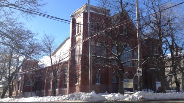 St. John's United Church on Windsor Street has been empty since January 2009.