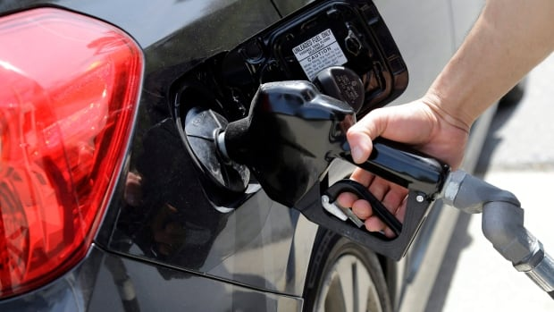 It now costs between 83.9 and 85 cents per litre at P.E.I. pumps.