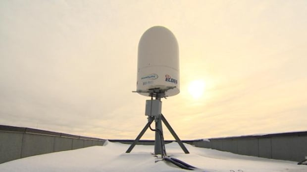 This $170,000-mini weather radar station could help Edmontonians avoid future flooded basements.