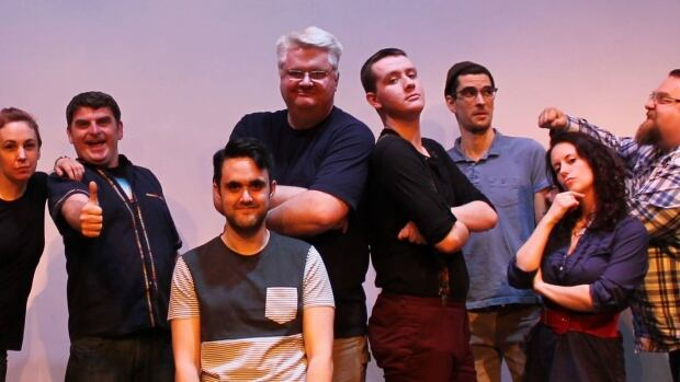 The Popalopalots improv comedy troupe will present a marathon of laughs in Charlottetown Jan. 29-30.