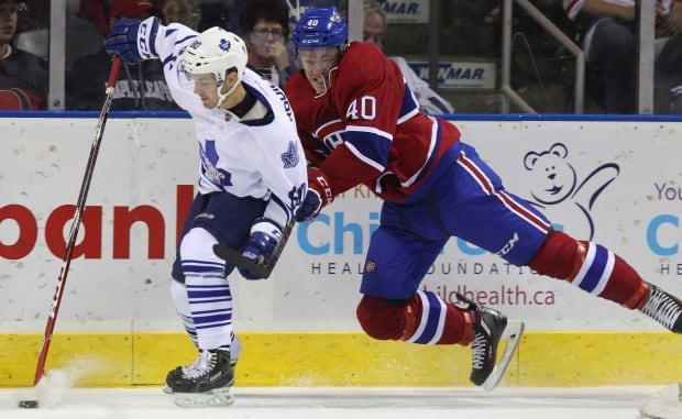 NHL Toronto Maple Leafs Montreal Canadians