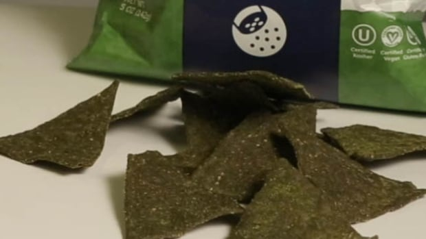 Some healthful-sounding snacks, like kale chips, can contain a lot of sodium.