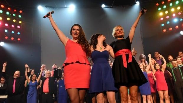 Calgary's longest standing choir is offering sneak-peek performances of its New York City repertoire this weekend.