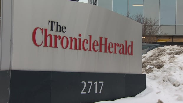 The Chronicle Herald may see a work stoppage as soon as Friday at midnight.