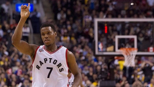 Kyle Lowry will represent the Raptors as a starter for the Eastern Conference at the NBA All-Star Game in Toronto on Feb. 14.