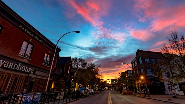 Kensington Road is a busy hub of activity and just one of the many main streets that CBC is exploring as part of its Calgary at a Crossroads series.