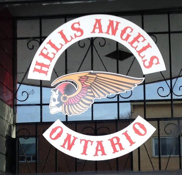 Hells Angels logo Thunder Bay
