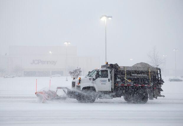Big Snowstorm Virginia