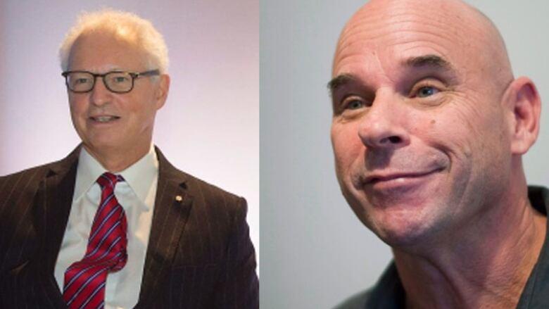 Andre Desmarais, Guy Laliberté, DCDLS bid for Lebreton Flats