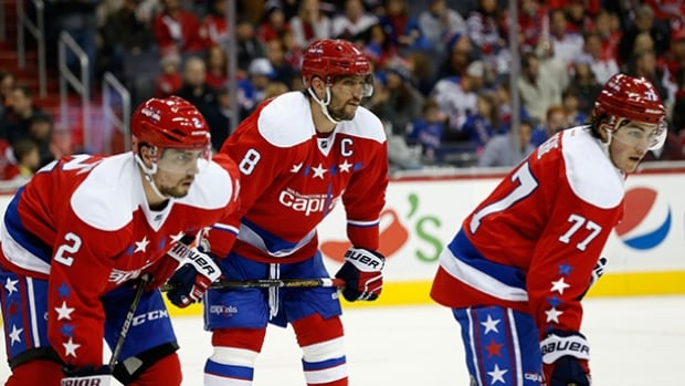 The Washington Capitals, who were scheduled to play the Anaheim Ducks at the Verizon Centre in Washington on Friday, will have to have their game on Sunday against Pittsburgh similarly rescheduled to due a snowstorm forcing the NHL to postpone the matches.