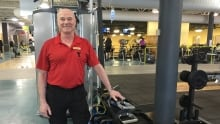 Brian Woods is a wellness coach and personal trainer at the YMCA Sudbury Y