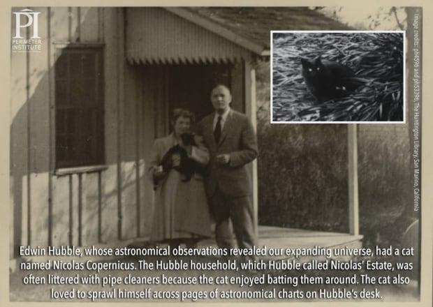 Edwin Hubble Perimeter Institute