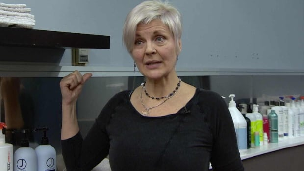 Whitehorse hair salon owner Sheila Robertson says government needs to use common sense in applying its health inspection rules.