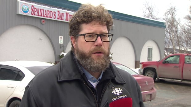 Steve Smith's job with the Spaniard's Bay town council was terminated this week, after he told council it was mishandling Brenda Seymour's allegations of harassment. The town says his job was cut for budgetary reasons.