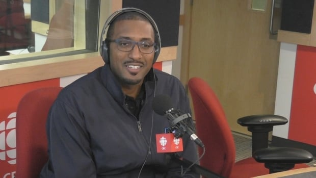 Shareef Abdur-Raheem played five seasons for the Vancouver Grizzlies and led in scoring every year. He dropped by CBC Vancouver while in town for an NBA Canada event.