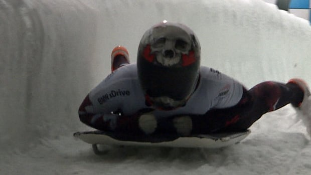Hundreds of spectators are expected to watch international athletes hurl themselves down the ice track at the Whistler Sliding Centre this weekend.