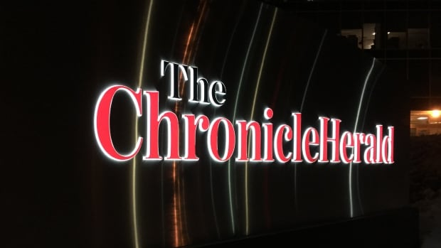 The Chronicle Herald's newsroom staff are on strike.