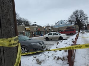 Sargent Avenue shooting