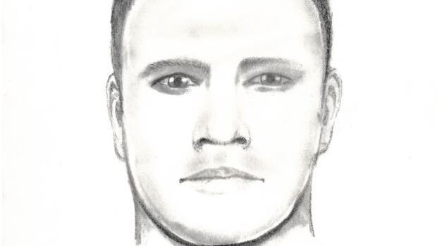RCMP are looking for this suspect in a break and enter northwest of Calgary Monday afternoon.